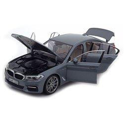 Miniature BMW Série 5 G30 1/18ème Bluestone