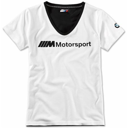 T-shirt logo BMW M Motorsport