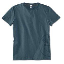 BMW T-Shirt Mode Homme Bleu