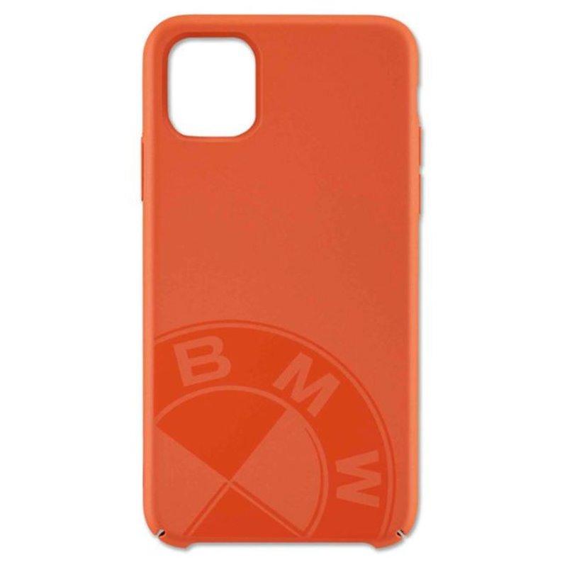 Conception de coque de téléphone BMW iPhone 11 Pro (orange)