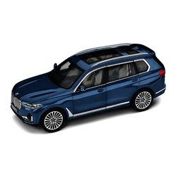 Miniature BMW X7 1/18