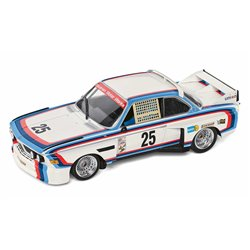 Miniature BMW 3.0 CSL 25 1/18
