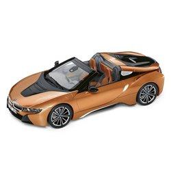 Miniature BMW i8 Roadster 1/18